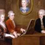淺談兩首莫札特鋼琴協奏曲