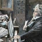 淺談貝多芬第三鋼協