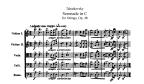 致莫札特:柴可夫斯基的《C大調弦樂小夜曲》